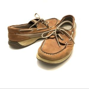 Sperry Angelfish Top Sider Boat Shoes Size 9.5